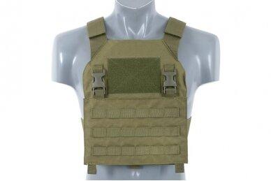 Taktinė liemenė Buckle Up Shooter Plate Carrier (OD)