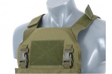 Taktinė liemenė Buckle Up Shooter Plate Carrier (OD) 4