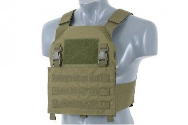 Taktinė liemenė Buckle Up Shooter Plate Carrier (OD) 6