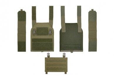 Taktinė liemenė Buckle Up Shooter Plate Carrier (OD) 7
