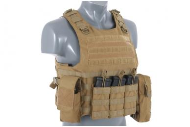 Taktinė liemenė Lightweight AAV FSBE Assault Vest System V2 (TAN) 3