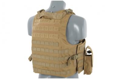 Taktinė liemenė Lightweight AAV FSBE Assault Vest System V2 (TAN) 4