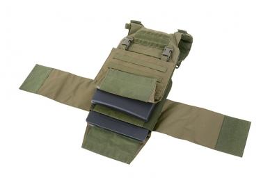 Taktinė liemenė Buckle Up Assault Plate Carrier Cummerbund (OD) 5
