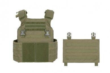 Taktinė liemenė Buckle Up Assault Plate Carrier Cummerbund (OD) 6