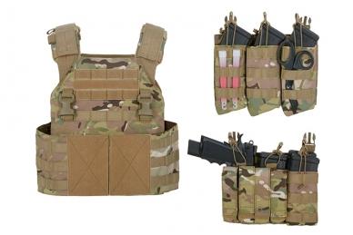 Taktinė liemenė Buckle Up Assault Plate Carrier Cummerbund (OD) 8