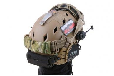 Taktinis šalmas X-Shield FAST PJ Olive 6