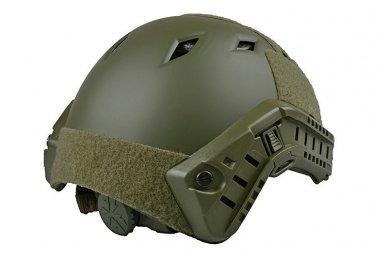 Taktinis šalmas X-Shield FAST PJ Olive 3