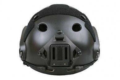 Taktinis šalmas X-Shield FAST PJ Juodas 2
