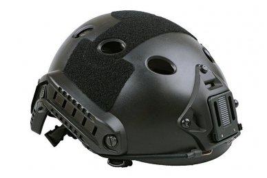 Taktinis šalmas X-Shield FAST PJ Juodas 3