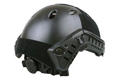 Taktinis šalmas X-Shield FAST PJ Juodas 4