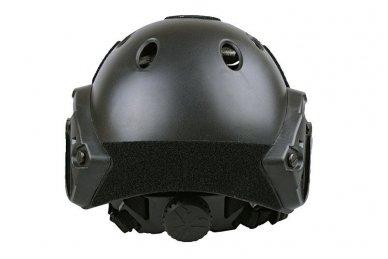 Taktinis šalmas X-Shield FAST PJ Juodas 5
