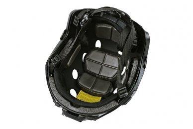 Taktinis šalmas X-Shield FAST PJ Juodas 6