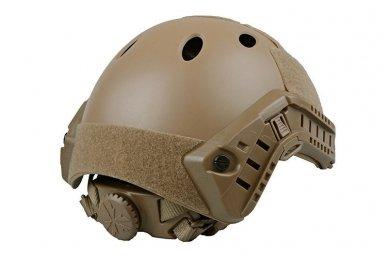 X-Shield FAST PJ helmet replica - tan 4