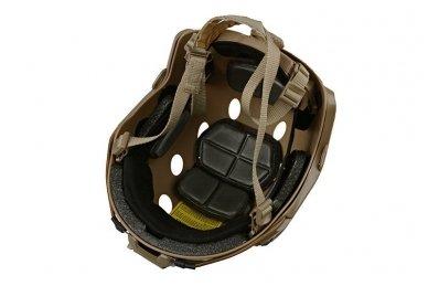 X-Shield FAST PJ helmet replica - tan 6