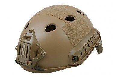X-Shield FAST PJ helmet replica - tan