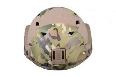 Taktinis šalmas X-Shield FAST BJ Multicamo 3