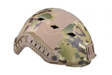 Taktinis šalmas X-Shield FAST BJ Multicamo 4