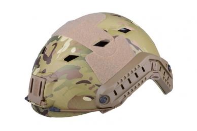 Taktinis šalmas X-Shield FAST BJ Multicamo