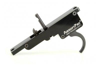 TM AWS, Well MB44xx nuleistuko sistema Airsoftpro Gen. 3 ( Zero trigger) 8