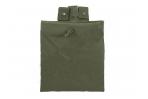 Tuščiu dėtuvių krepšiukas (žalias)