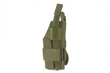 Universalus pistoleto dėklas su Molle tvirtinimu  3