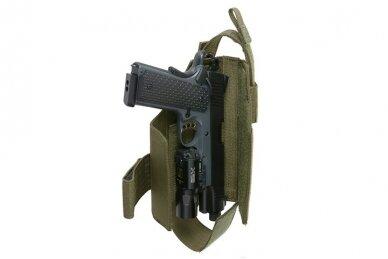 Universalus pistoleto dėklas su Molle tvirtinimu  7
