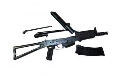 WE AK74 UN Gas Blow Back Rifle 7