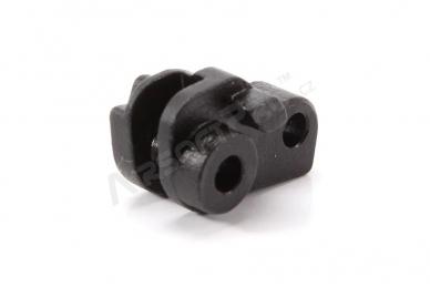 WE Glock 18 plieninė muštuko detalė 2