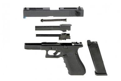 Šratasvydžio pistoletas WE Glock 18c 5