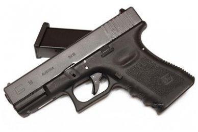Šratasvydžio pistoletas WE Glock 19 Gen. 3