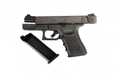 WE Glock 23C gen. 4 Airsoftinis pistoletas 3