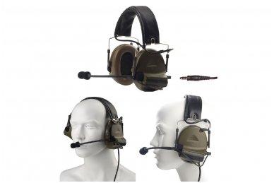 Comtac II Ausinė-mikrofonas 2